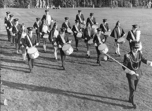 12 Concours drumband 1972