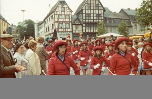 16 Fanfare Bad Munstereifel 1978