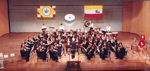 34 Fanfare concours Veldhoven 1995