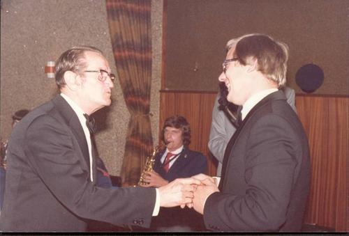 Dirigentenwissel 1981
