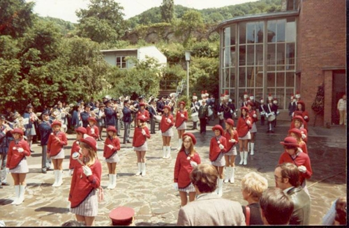 Fanfare Bad Munstereifel 1978.1