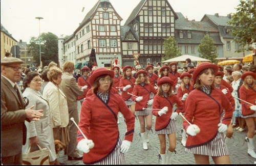 Fanfare Bad Munstereifel 1978.2