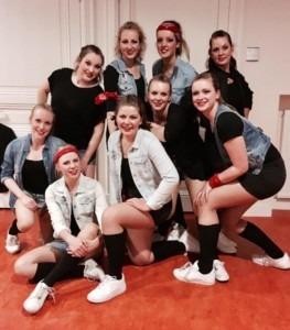 Concours Waalwijk (majorettes A,B,C) @ Waalwijk