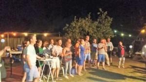 Eerste repetitie fanfareorkest na zomervakantie