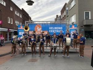 Eerste repetitie fanfareorkest na de zomervakantie