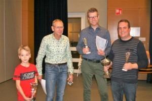 Barbeque @ tuin Cor en Joke van Zutphen