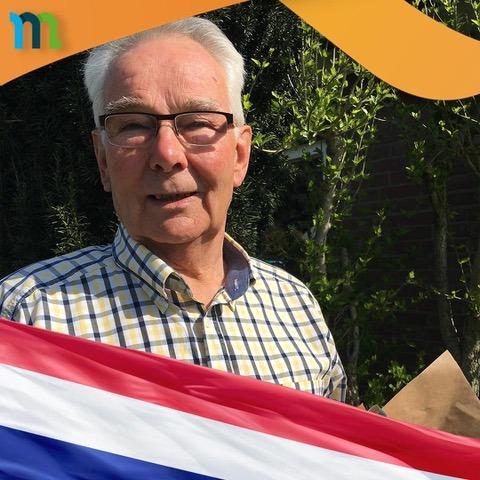 Koninklijke onderscheiding Jan van den Oever